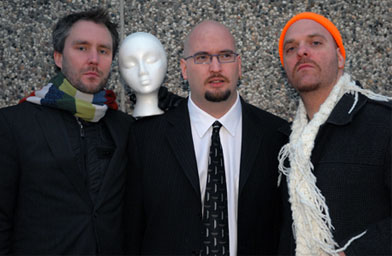 The Bad Plus.                                             (Michael Dvorak)
