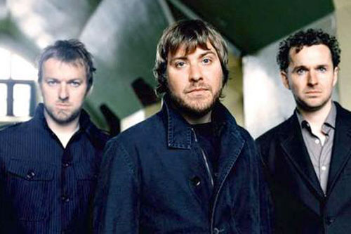 Jez Williams, Jimi Goodwin and Andy Williams are the band Doves.                                             (Doves.net)