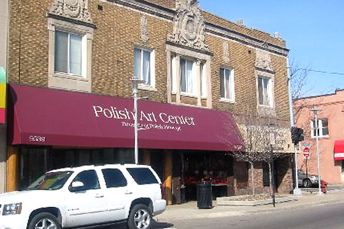 The Polish Art Center has changed ownership twice since it was founded by a Polish immigrant in 1958. It is an emporium of ethnic folk-art, artifacts and cultural heritage.                                             (Desiree Cooper)