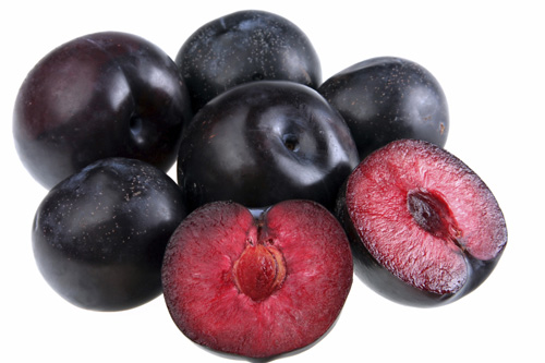 """Plums,"" a poem by Gary J. Whitehead, is one of the featured menupoems by Alimentum.                                             (Nikola Bilic/iStockPhotos)"