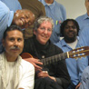 Jamee Karroll and Jacques Verduin with the Inmates