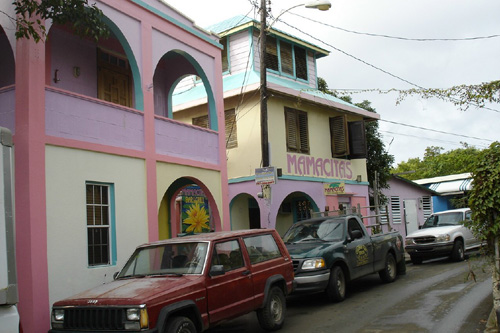 Schroeder stayed at Mamacitas Guesthouse, an inexpensive, lively hotel in Culebra.                                             (Robert Schroeder)