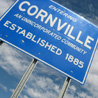 Cornville, Arizona. Population 3,300.