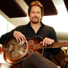 Jerry Douglas and his Dobro