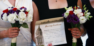 Proposition 8 could ban same-sex marriage in Calif