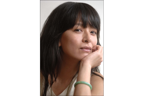 "le thi diem thuy is the author of ""The Gangster We Are All Looking For.""  A 2008 USA Ford Fellow, she is currently at work on her second novel.                                             (Edward Judice)"